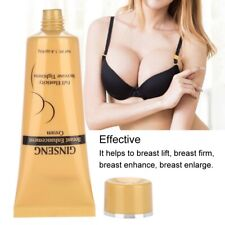 40g Ginseng Breast Firmer Enlargement Firming Lifting Cream Fast Growth Care