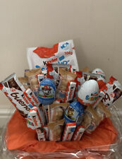 Kinder chocolate bouquet fathers day gift