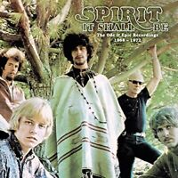 Spirit - It Shall Be:the Ode and Epic Rec [CD]