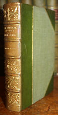 1908 The Natural History of Selborne Illustrated Bound by RIVIERE & Son White