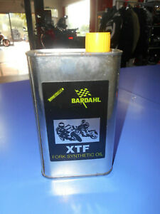 BARDAHAL  XTF FORK SYNTHETIC OIL