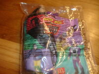 MCDONALDS  HAPPY MEAL TOYS UK   ACTION MAN   FULL SET OF 4    MIP