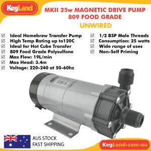 Unwired MKII 25w High Temp Magnetic Drive Pump