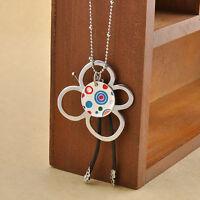 Fashion Statement Necklace Bib Chunky Chain Collar Vintage Party Choker Jewelry