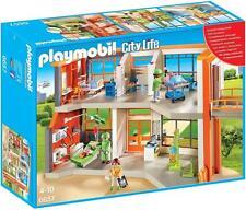 PLAYMOBIL ® 6657 Kinderklinik mit Einrichtung NEU OVP