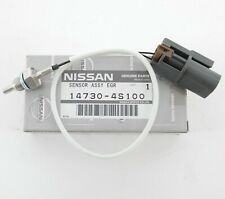 Genuine OEM Nissan 14730-4S100 EGR Temperature Sensor