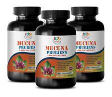 libido health - MUCUNA PRURIENS 2200MG 3B - dopa macuna