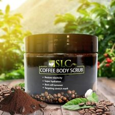 SLC Natural Arabica Coffee Scrub with Organic Coffee, Coconut and Shea Butter