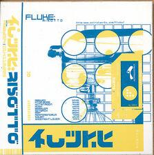 Fluke Risotto RARE promo sticker '97