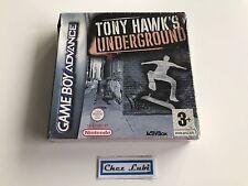 Tony Hawk's Underground - Nintendo Game Boy Advance GBA - FR - Neuf Sous Blister