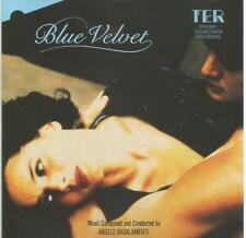Blue Velvet Original Soundtrack Recording 1986 CD album