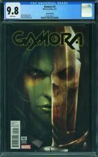 Gamora 2 Mattina Variant 1:25 CGC 9.8 GOTG Miles spider she hulk avengers x-men