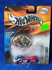 2001 Hot Wheels Racing #12 Mobil 1 Jeremy Mayfield Deora 1/64 Diecast HTF