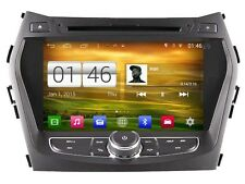 AUTORADIO DVD/GPS/NAVI/RADIO/ANDROID 4.4.4/DAB* For HYUNDAI SANTA FE 2013+ M209