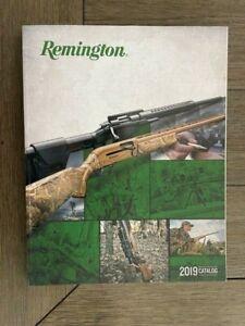 2019 Remington Firearms/Gun Product Catalog