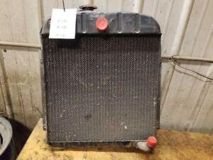 1950 DESOTO CORE RADIATOR 6-CYLINDER ORIGINAL 431320