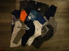 lot 14 pieces BOYS size 10 fall winter GAP Old Navy pants tees tops EUC 1 NWT