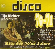 2x CD-Ilja giudice presenta-discoteca 70-discoteca 71-Nuovo - #a2905 - RAR