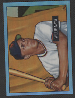 Willie Mays 2013 Bowman Chrome 1951 Bowman Blue Refractor Rookie RC RP 305 QTY