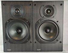 BOWERS & WILKINS B&W DM100 HI FI Speakers