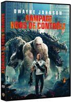 Rampage, Hors de Contrôle DVD NEUF SOUS BLISTER Dwayne Johnson