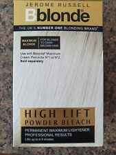 Jerome Russell Bblonde Powder Bleach - Maximum Blonde x4 sachets 25g each
