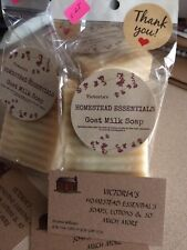 OLD FASHION GOAT MILK SOAP