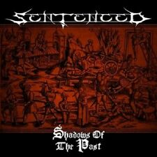 "SENTENCED ""SHADOWS OF THE PAST"" 2 CD RE-RELEASE NEW+"