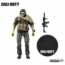 "Call of Duty Modern Warfare Simon ""Ghost"" Riley Action Figure McFarlane Toys"