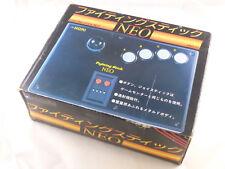 Hori Fighting Stick Neo  - Neo Geo AES - Joystick - Stick - Pad