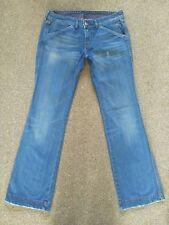 """Diesel Straight Leg Jeans. Italian Made. Mid Cut & Waist. W34"""" L32"""" neat pockets"""