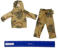 Female Soviet Sniper AL00020 - Tan Camo Uniform - 1/6 Scale - Alert Line Figures