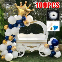 109PCS Lattice Arco Palloncino Ghirlanda Kit Nozze Baby Shower Compleanno Da !