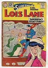 Lois Lane #30 - Supermans Secret Life - 1962 (2.5)