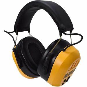 DeWALT DPG17 Wireless Bluetooth Hearing Protectors