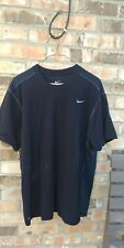 Nike Mens Dri-Fit Large Shirt Black