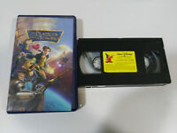 Il Pianeta del Tesoro los Classici WALT DISNEY - VHS Nastro Castellano