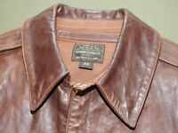 "US Army AAF WW2 ""CATCH-22"" SERIES PROP EASTMAN A-2 HORSEHIDE FLIGHT JACKET #27"
