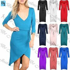 Unbranded 3/4 Sleeve Cocktail Dresses for Women