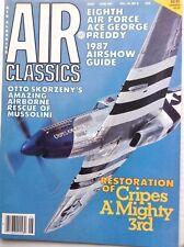 Air Classics Magazine Otto Skorzeny's Airborne Rescue June 1987 091417nonrh3
