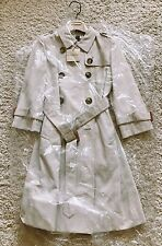 Burberry Kids Girls 4Y Trench Coat