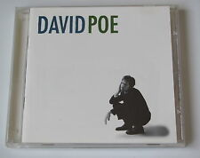 DAVID POE...................DAVID POE................CD