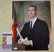 Walt Cunningham Signed 11x14 Photo w/ JSA COA #M93342 Walter NASA Apollo 7