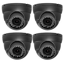 AM 1300TVL  Sony CMOS CCD Day Night 36IR Outdoor Indoor Security Camera 4pc