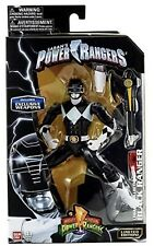 Bandai 2016 Legacy Mighty Morphin Power Rangers BLACK RANGER Action Figure MISB