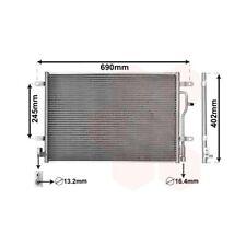 VAN WEZEL 03005199 Kondensator Klimaanlage