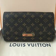 Brand New Louis Vuitton Favorite MM Monogram Canvas