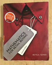 Mathematics for Retail Buying 7th Edition by Bette K. Tepper Textbook