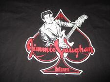 "1986 Jimmy Vaughn ""Antone's"" Concert Tour (2Xl) Shirt The Fabulous Thunderbirds"