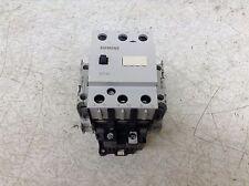 Siemens 3TF4522-0B 24 VDC Coil Starter 25 HP @ 460 VAC 3TF45220B 3TF45
